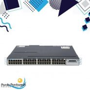 Switch Cisco WS-C3750X-48P-S سوئیچ